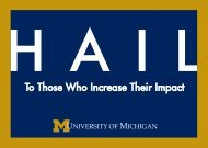Matching Gift Postcard - Supporting Advancement