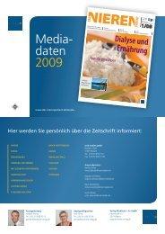 Media- daten 2009 - Kirchheim-Verlag