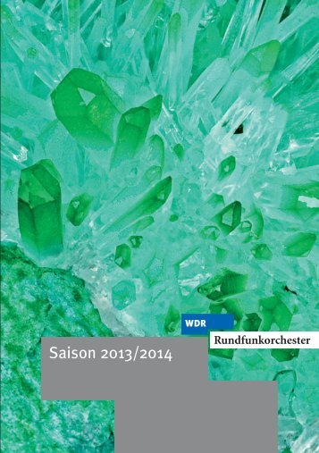 Saison 2013/2014 - WDR.de