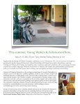 ART Young Writers & Artists Workshop, II - Sonoma Valley Museum ... - Page 2