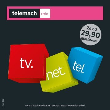 MIX Zlozenka mail - Telemach