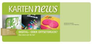 Kartenhaus Mailing News 2012 d