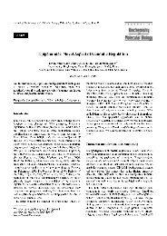 Epigenomics: Novel Aspect of Genomic Regulation
