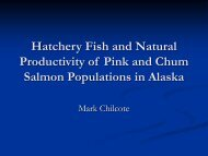 Download Presentation - State of the Salmon