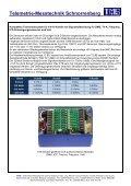 CT4/8/16, Info (pdf) - TMS · Telemetrie-Messtechnik Schnorrenberg - Page 2