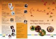 Automne en Pays Midi-Quercy