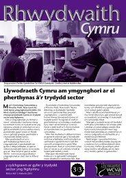 Rhwydwaith Cymru 467, 5 Mehefin, 2013 - WCVA