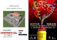 Fiestas de SAN ANTONIO Y SANTA FILOMENA 07 - Turismo Valle ...