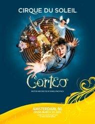 amsterdam, nl opens march 23, 2012 - Cirque du Soleil