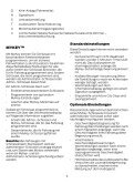 FORD FIESTA Kurzanleitung - MotorCraftService.com - Seite 5