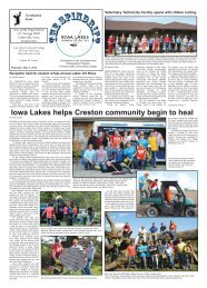 11 PAGE 1 MAY 3 2012-1.indd - Iowa Lakes Community College