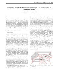 Computing Straight Skeletons of Planar Straight-Line Graphs Based ...