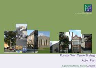 Royston Town Centre Strategy Draft Action Plan (2.03mb) - North ...
