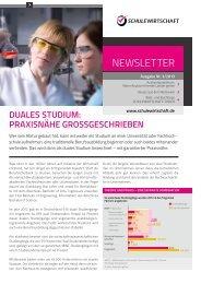 September 2013 - Schule Wirtschaft