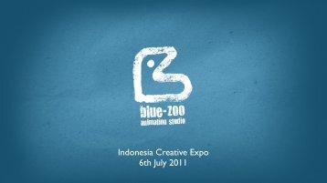 Indonesia Creative Expo 6th July 2011 - Indonesia Kreatif