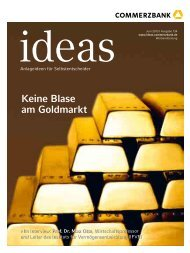 ideas - Commerzbank AG