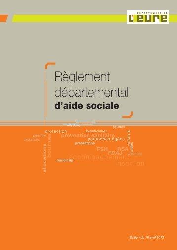 aide sociale orange