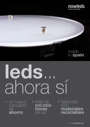 made in spain fabricado con materiales reciclables un nuevo ...
