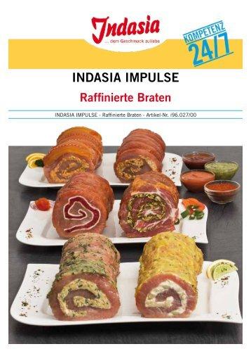 Fragen Sie doch gleich nach unserem aktuellen Flyer ... - Indasia.de
