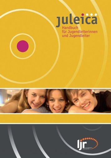 Handbuch für Jugendleiterinnen und Jugendleiter