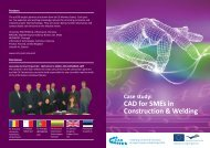 Case study: CAD for SMEs in Construction & Welding