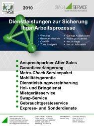 Metra-Check Servicepaket - Gmci-service.com