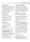 Bad Ischl - Attersee - Rosenau - Evangelische Pfarrgemeinde ... - Page 5