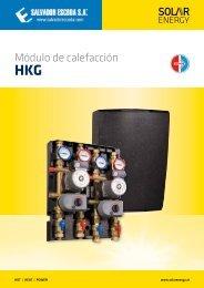 Módulo de calefacción - Solar Energy