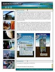 Ultraseismic - Olson Instruments, Inc.