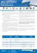 INFO: EN779:2012 - HS Luftfilterbau GmbH - Page 2