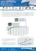 INFO: EN779:2012 - HS Luftfilterbau GmbH - Page 4