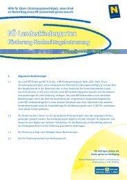 NÖ Landeskindergarten - Gemeinde Eggendorf