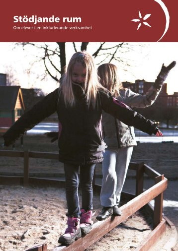 Stödjande rum - Pedagog Stockholm