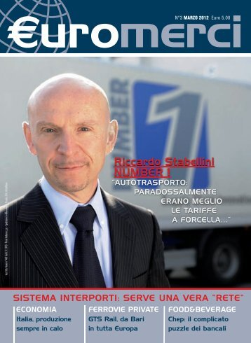 Riccardo Stabellini NUMBER 1 - Euromerci