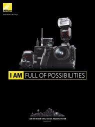 I AM FULL OF POSSIBILITIES - Nital.it