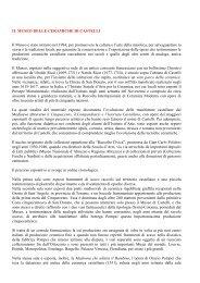IL MUSEO DELLE CERAMICHE DI CASTELLI Il Museo è ... - Artelab