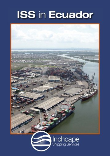 Ecuador 4pp_Layout 1 - Inchcape Shipping Services