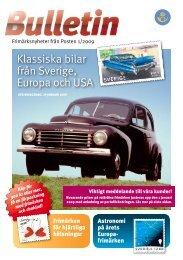 Klassiska bilar från Sverige, Europa och USA - Posten