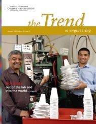 Trend - College of Engineering - University of Washington