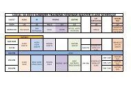 2013 SUMMER SESSION MASTER CLASS ... - IATSE Local 16