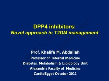 Module 01and 02 Epid Diag Criteria 8mar06 - NVS - cardioegypt2011