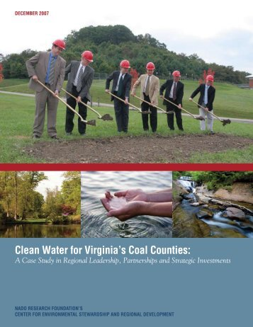 Clean Water for Virginia's Coal Counties: A Case Study ... - NADO.org