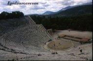 42. Den teatraliska resan till Epidauros (2002)