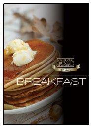 Breakfast Packages