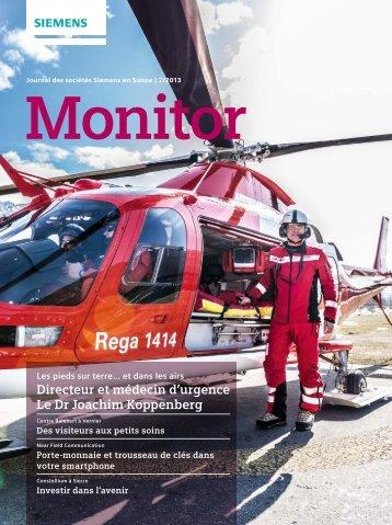 Directeur et médecin d'urgence Le Dr Joachim Koppenberg