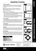 English AquaGrip Flange Adaptor - Viking Johnson - Page 2