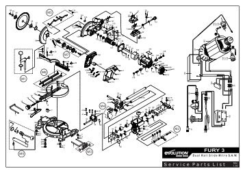 FURY 3 - Evolution Power Tools Ltd.