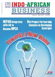 NEPADIntegrates with AU to BecomeNPCA 6th Project ... - new media