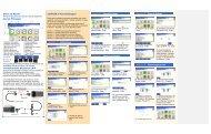 Mise en Route Ecran Principal Certifications Réseaux LAN LANTEK ...