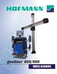 geoliner™ 600/650 Wheel Aligners - Ctequipmentguide.ca